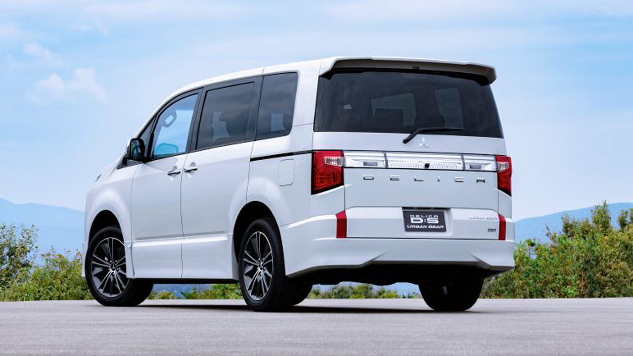 Mitsubishi Delica D:5 2019