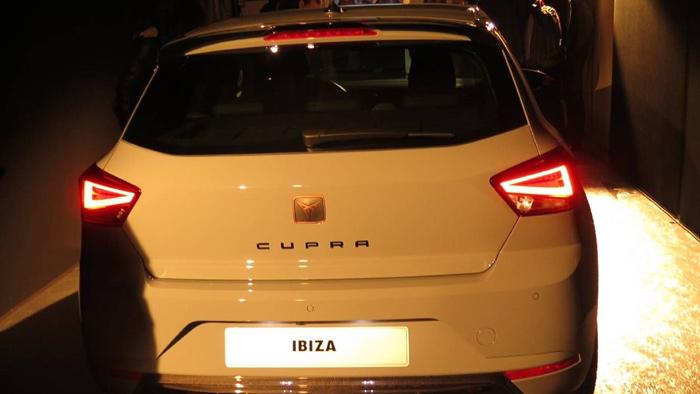 Cupra Ibiza