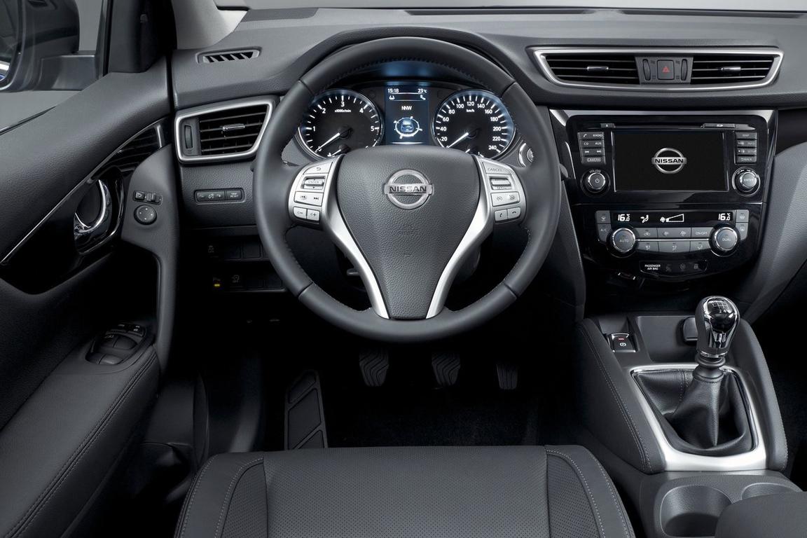 Nissan Qashqai (2014)