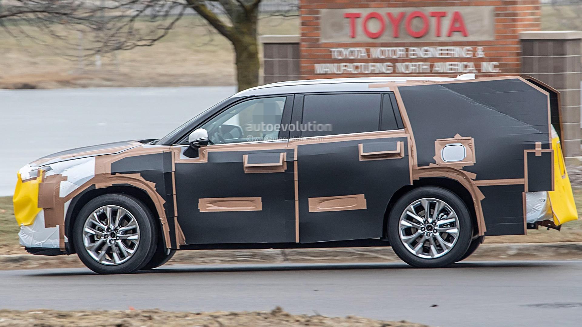 Toyota Highlander 2019