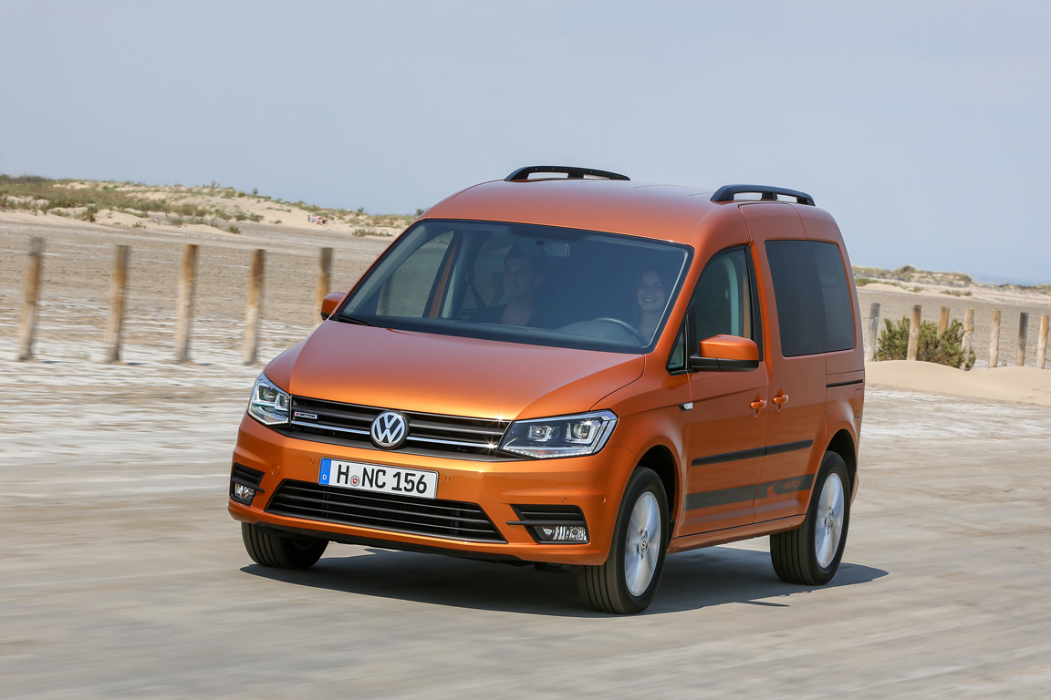 Volkswagen Caddy 2015