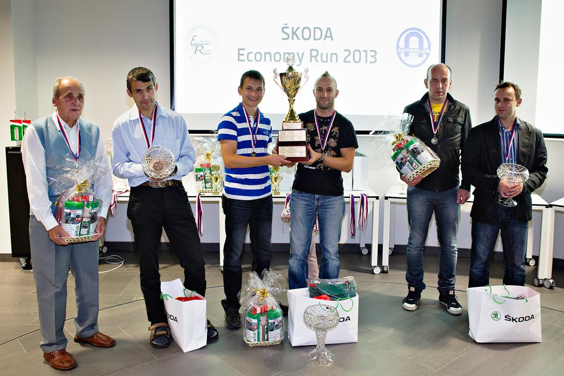 Skoda Octavia: Реальная экономия