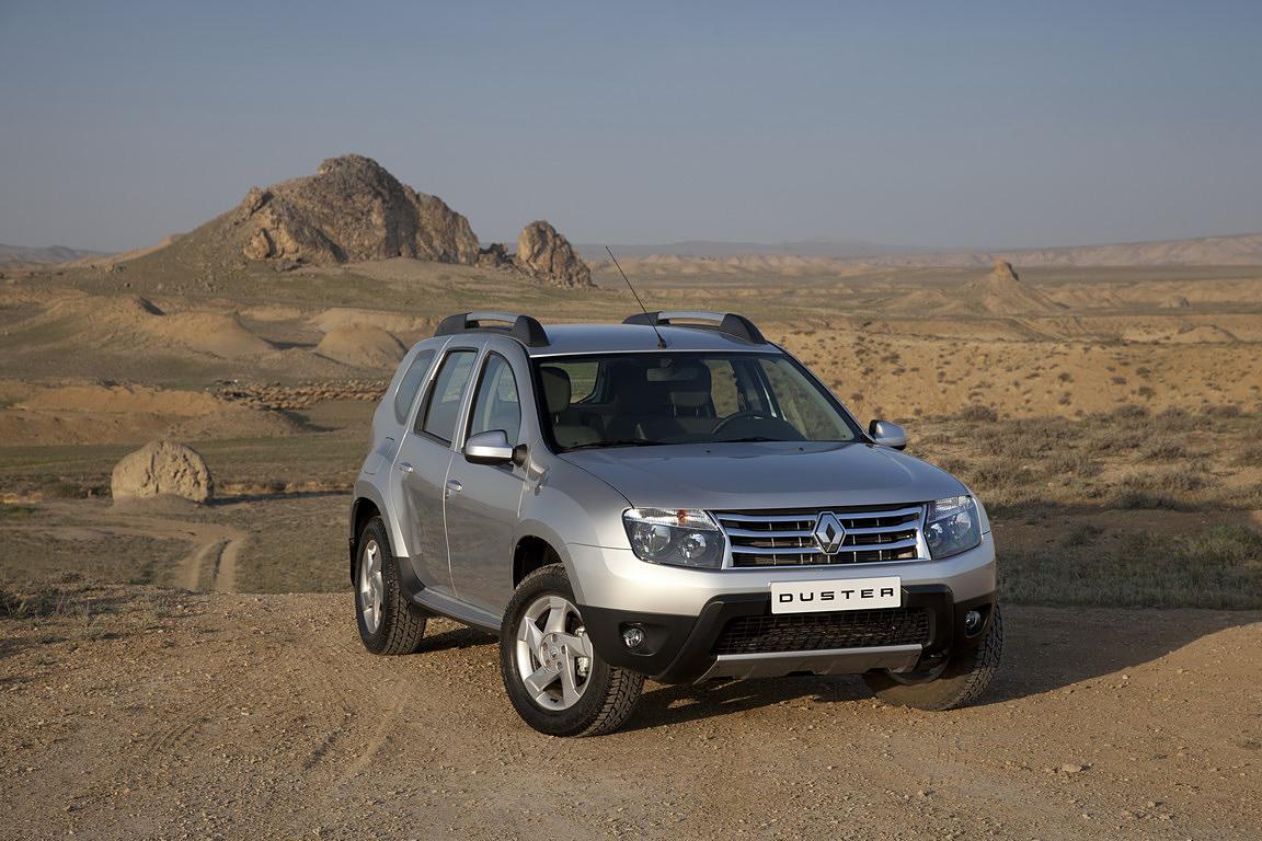 Renault Duster: теперь и на дизеле