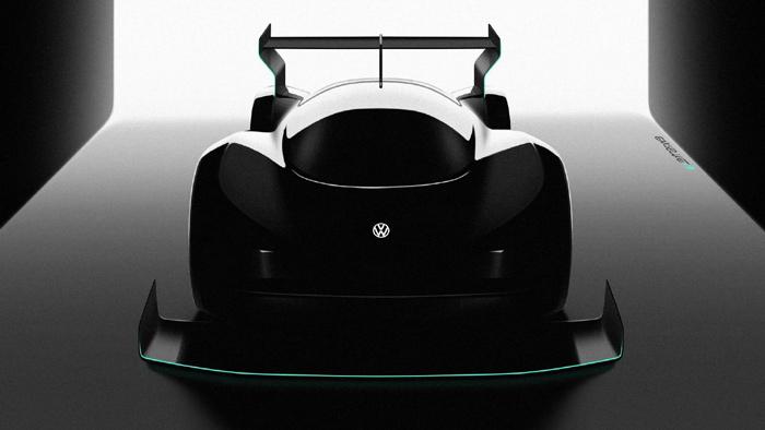 Электрокар Volkswagen