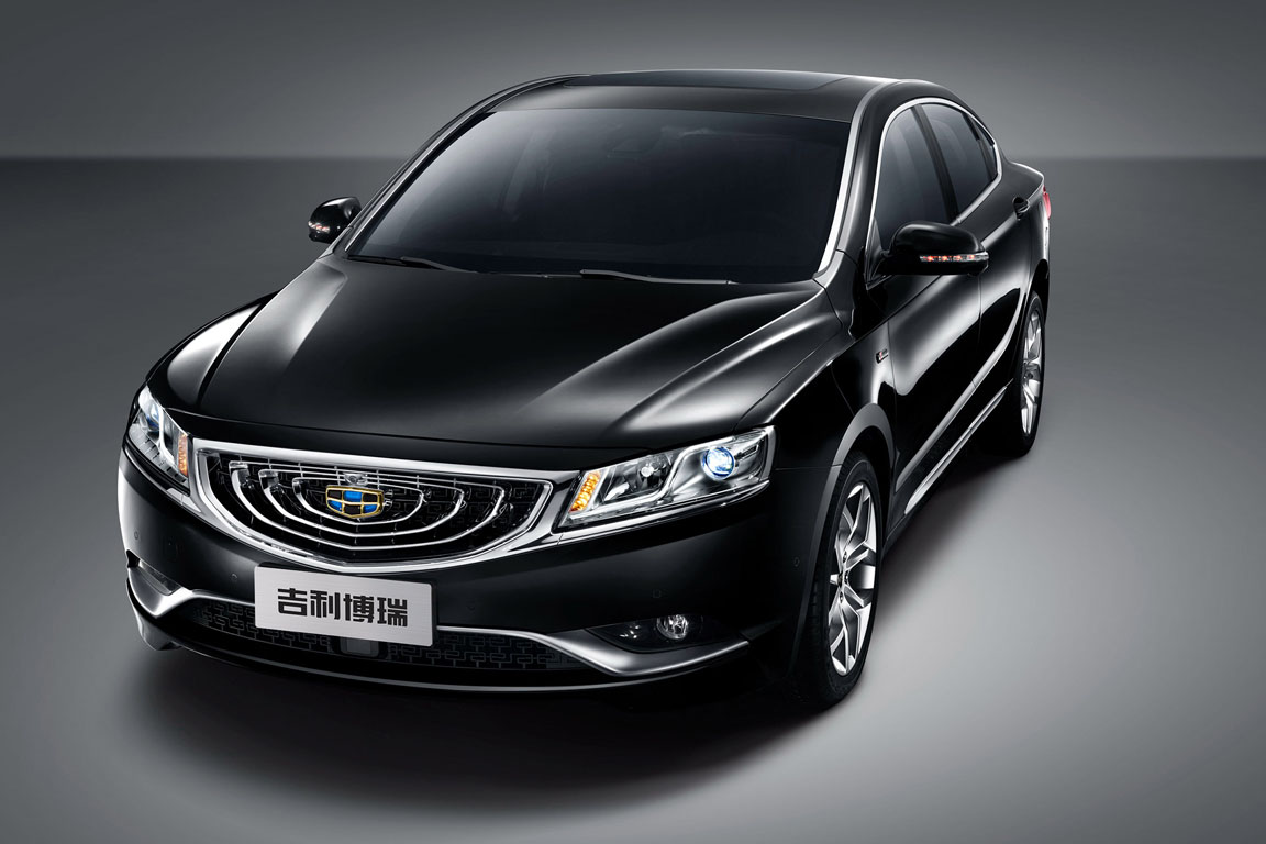 Geely Emgrand GT 2017