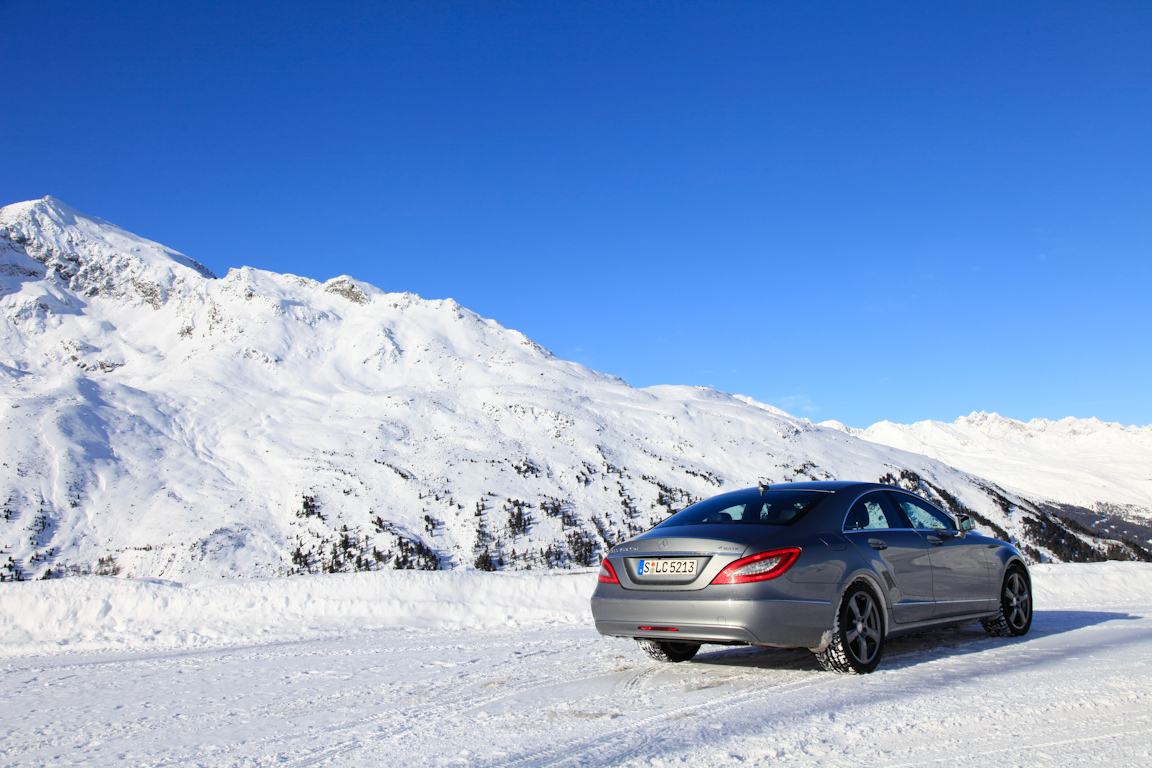 Mercedes-Benz CLS-class 2011
