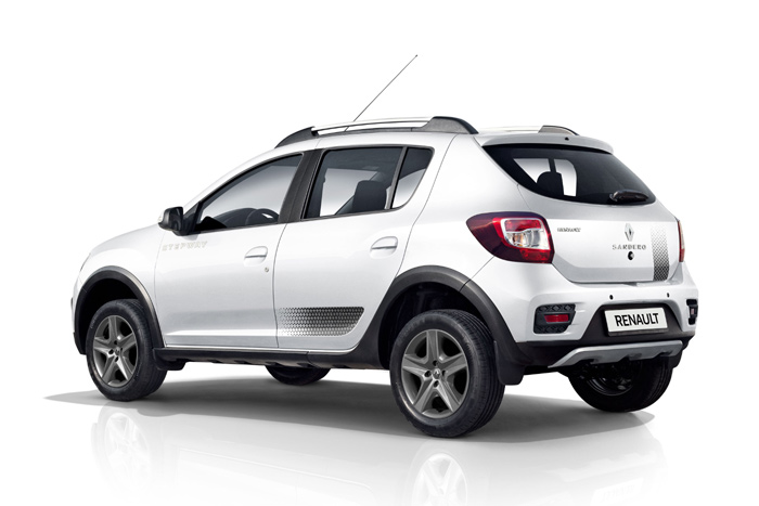 Renault Sandero Stepway Limited Edition