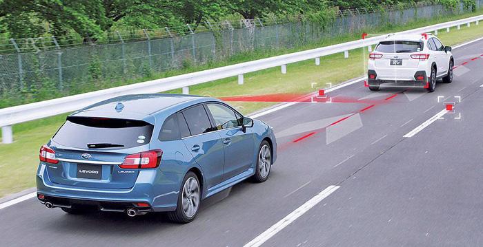 Subaru Touring Assist