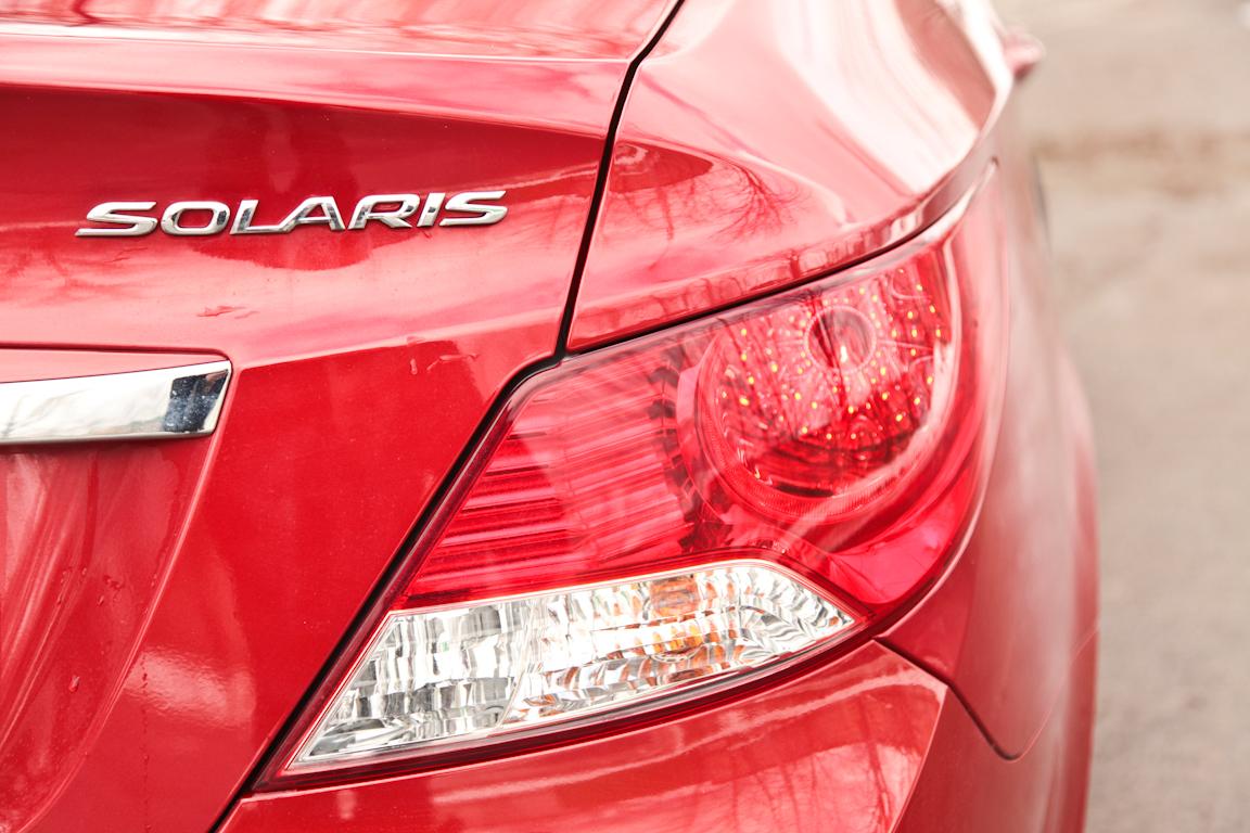 Hyundai Solaris: Лидер по праву