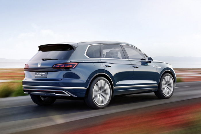 Volkswagen T-Prime GTE Concept