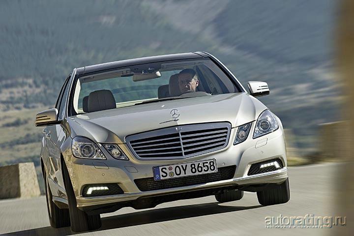 Mercedes-Benz: витамин Е