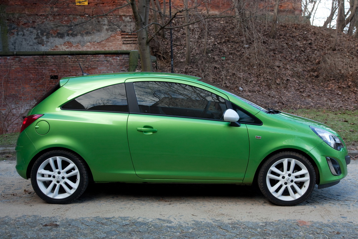 Опель Корса 2011 / Opel Corsa  2011