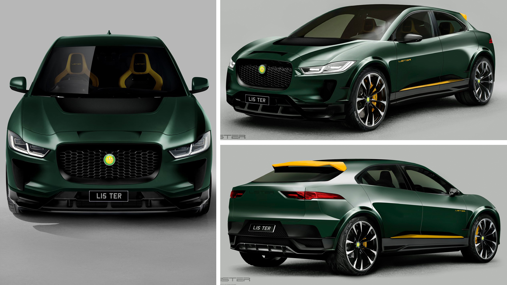 lister i-pace