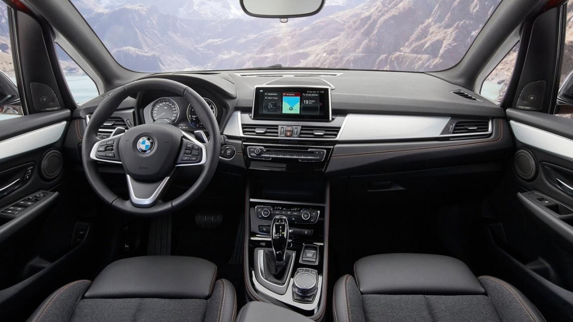 BMW 2 series Active Tourer 2018