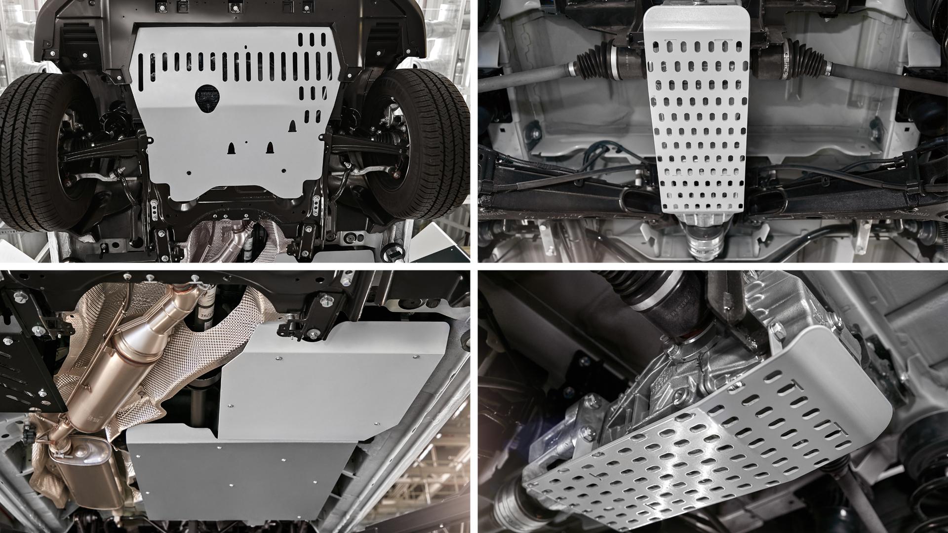 Citroёn SpaceTourer FEEL 4х4 / Peugeot Traveller ACTIVE 4х4 Citroёn Jumpy Comfort 4х4 / Peugeot Expert Pro 4х4