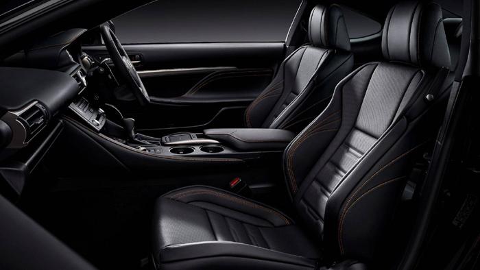Lexus RC 300h F Sport Black Edition