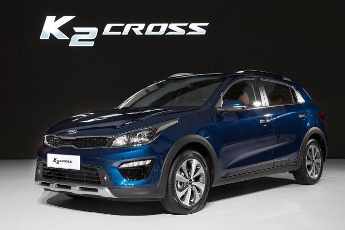 Kia K2 Cross