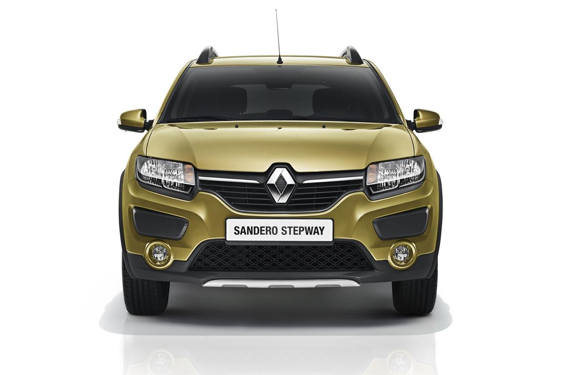 Renault Sandero Stepway (2014)