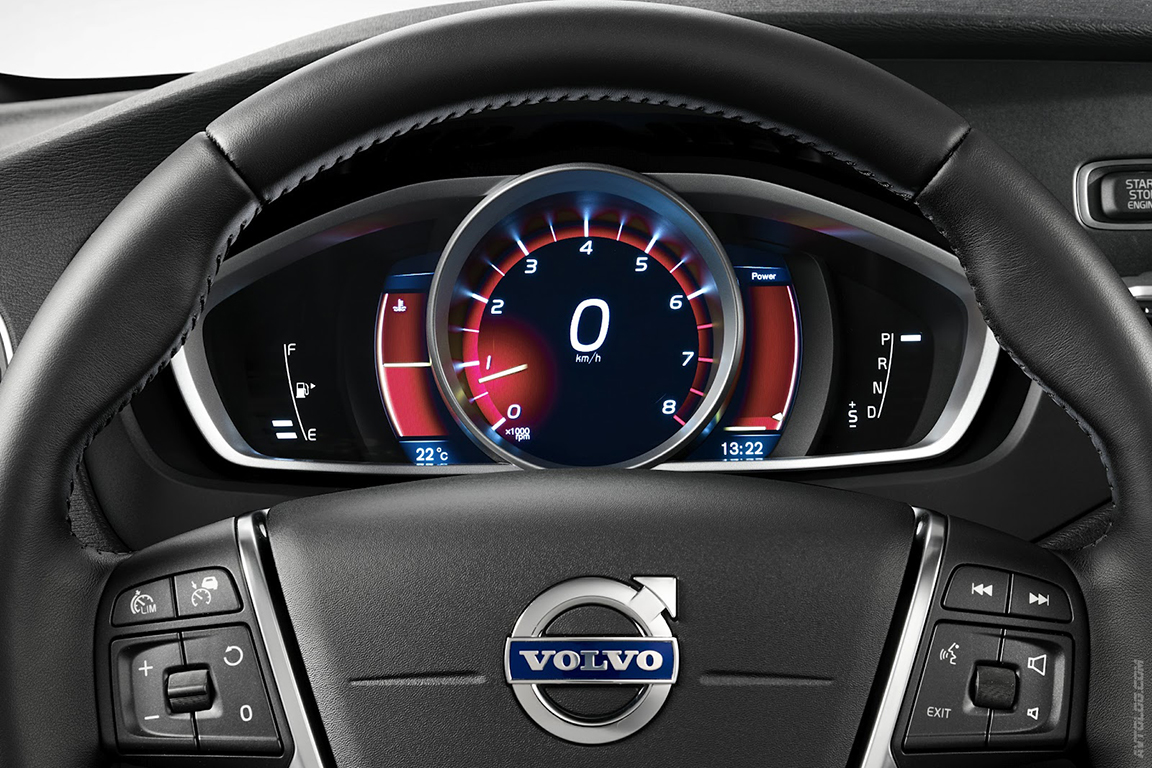 Volvo V40 Cross Country D2: Много ли надо для счастья