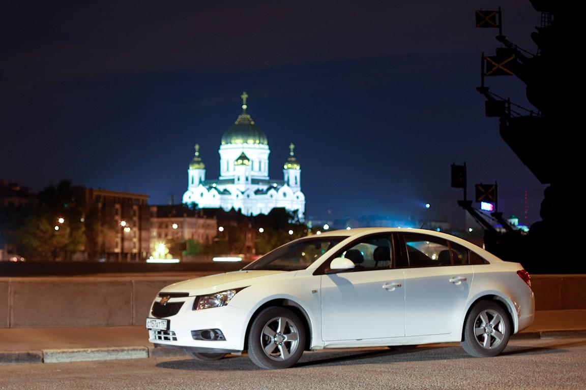 Chevrolet Cruze: Один месяц гармонии