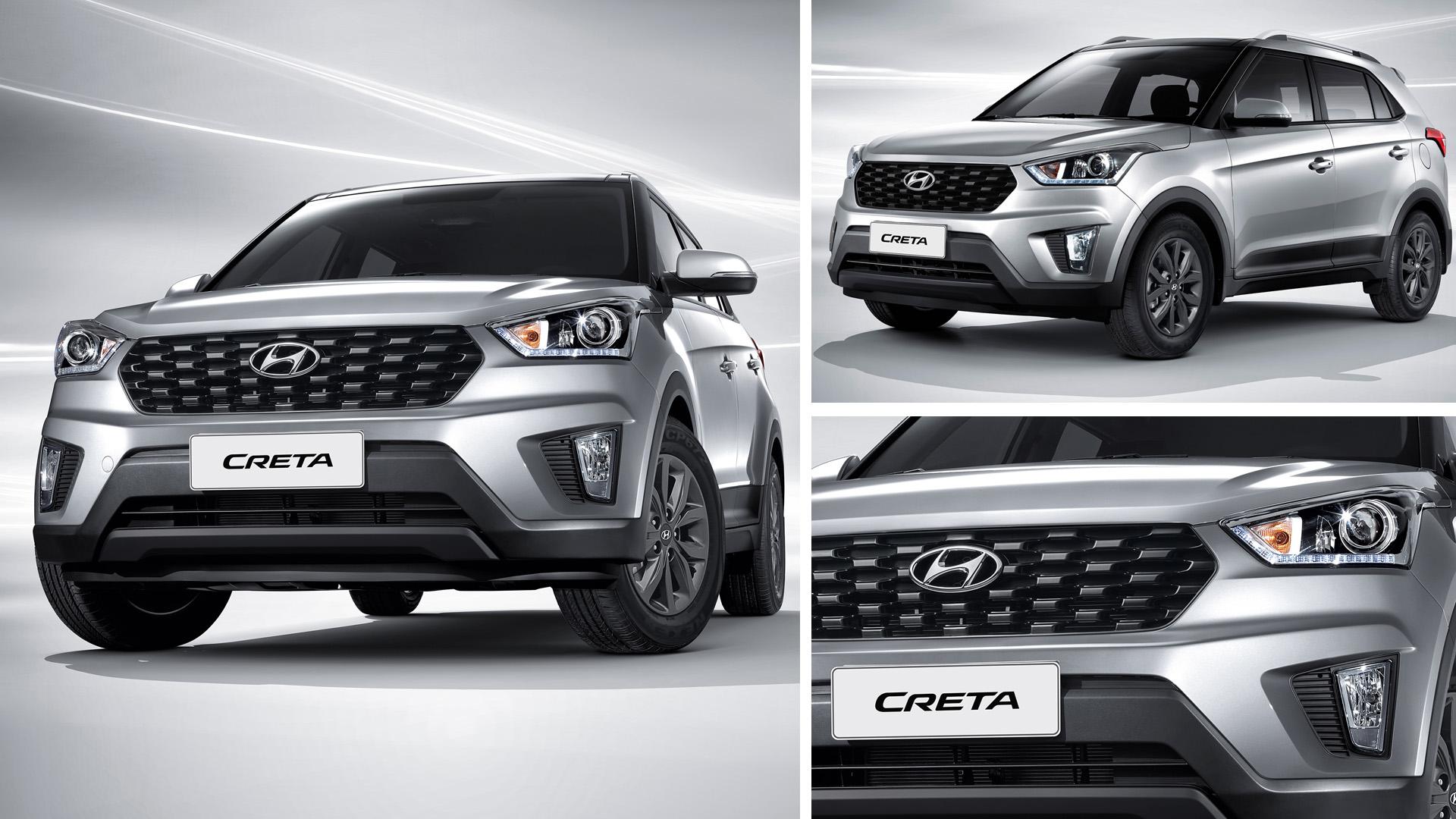 Обновленная Hyundai Creta