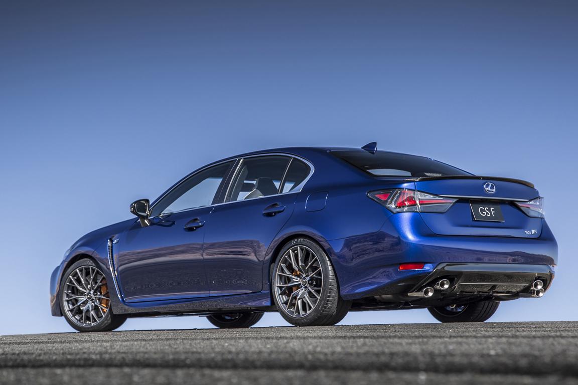 Lexus GS 2016