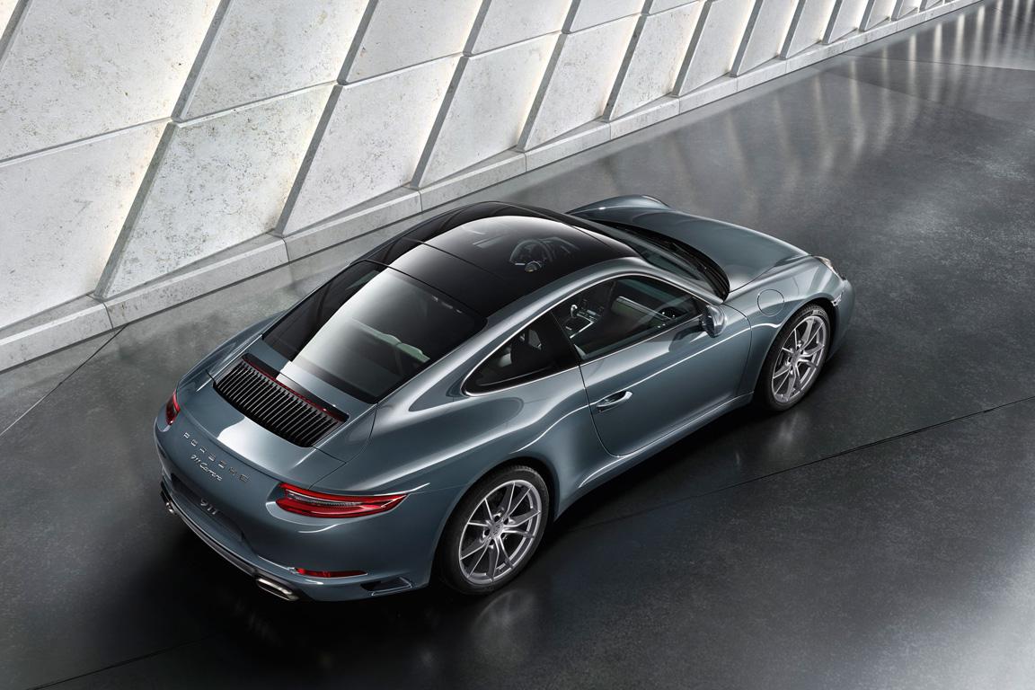 Porsche 911 2015