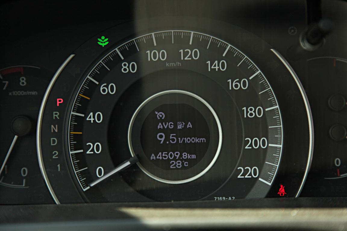 Honda CR-V: путешествие на коленке