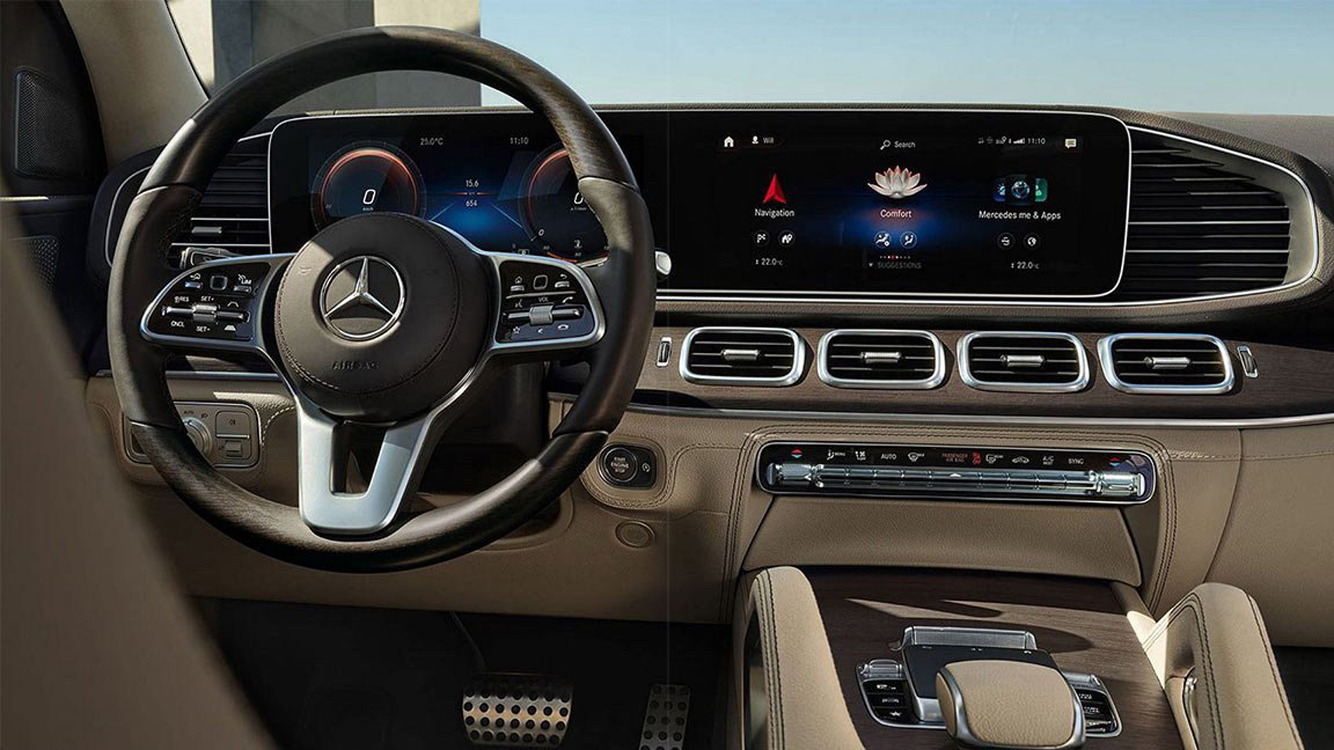 Mercedes-Benz GLS 2020