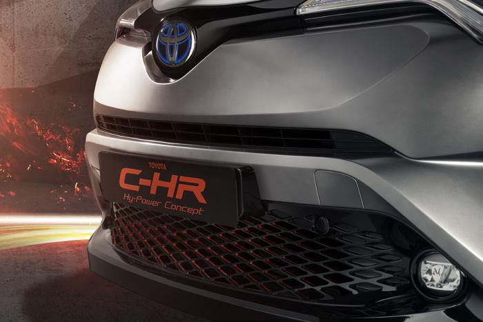 Toyota C-HR Hy-Power