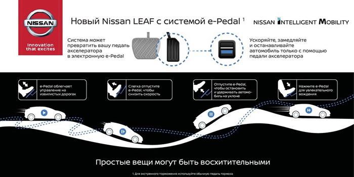 Система e-Pedal