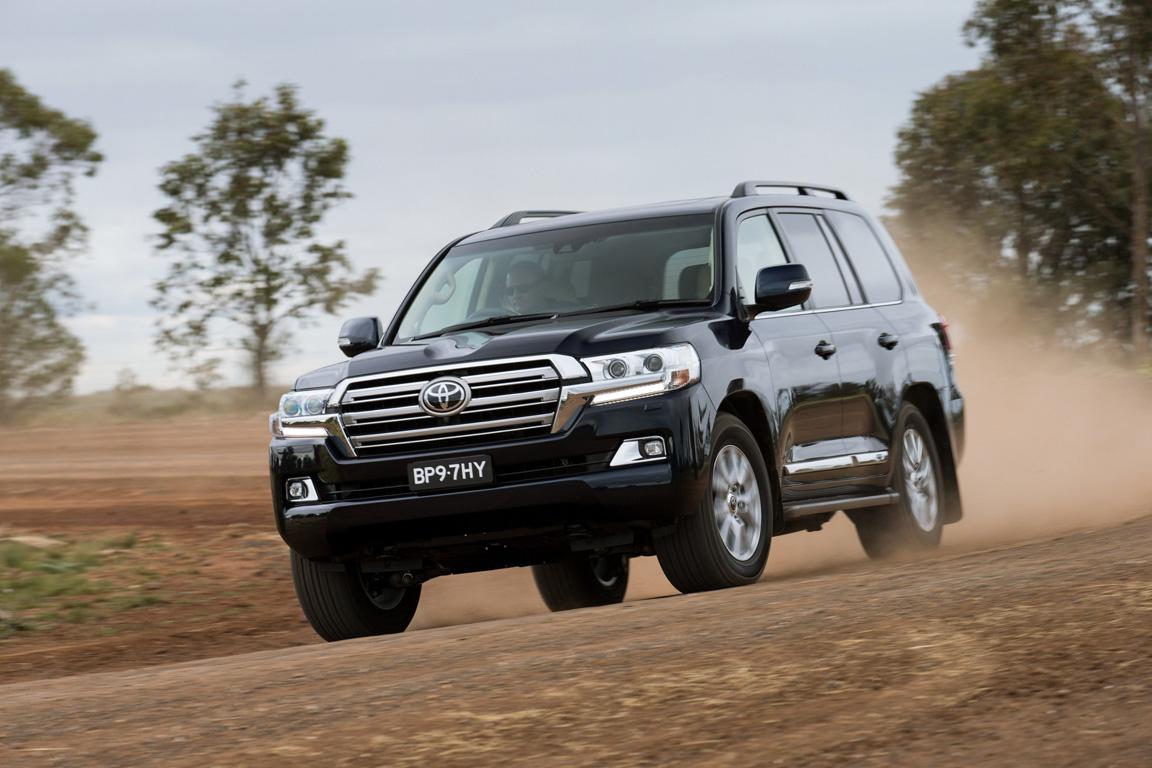 Toyota Land Cruiser 200 2015