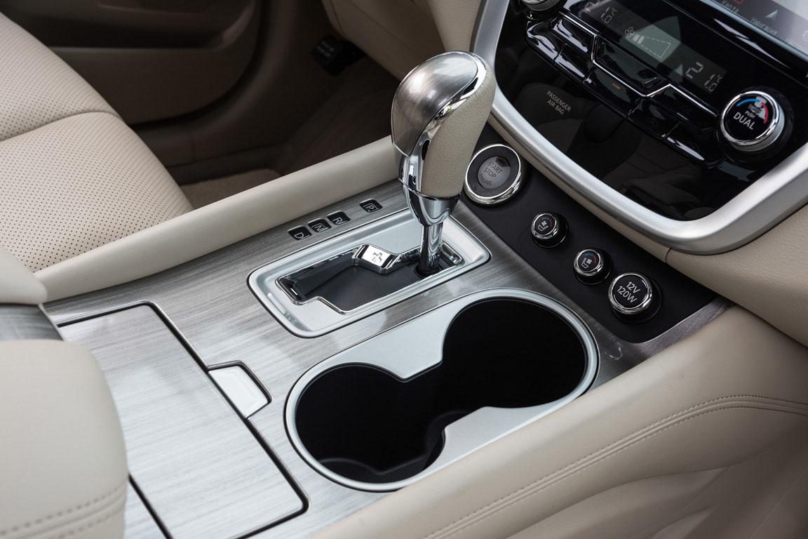 Nissan Murano: Черт возьми, а он мне нравится