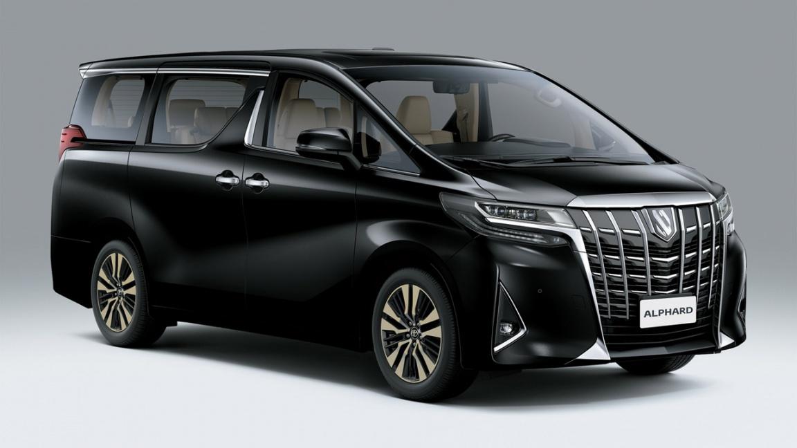 Toyota Alphard 2018