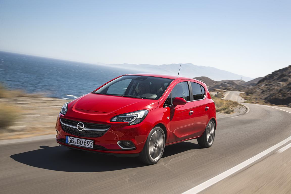 Opel Corsa 2015