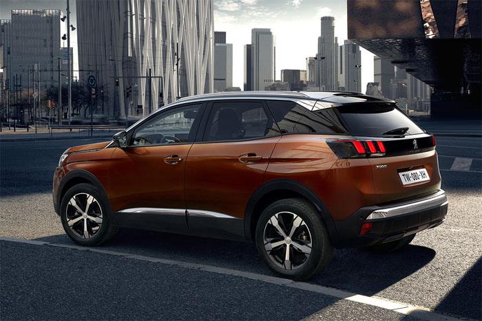1 мая в России стартуют продажи нового Peugeot 3008