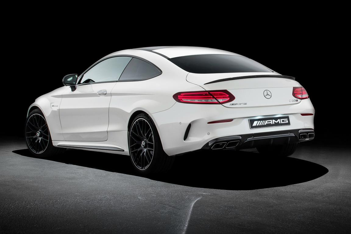 Mercedes-Benz С-class Coupe 2015