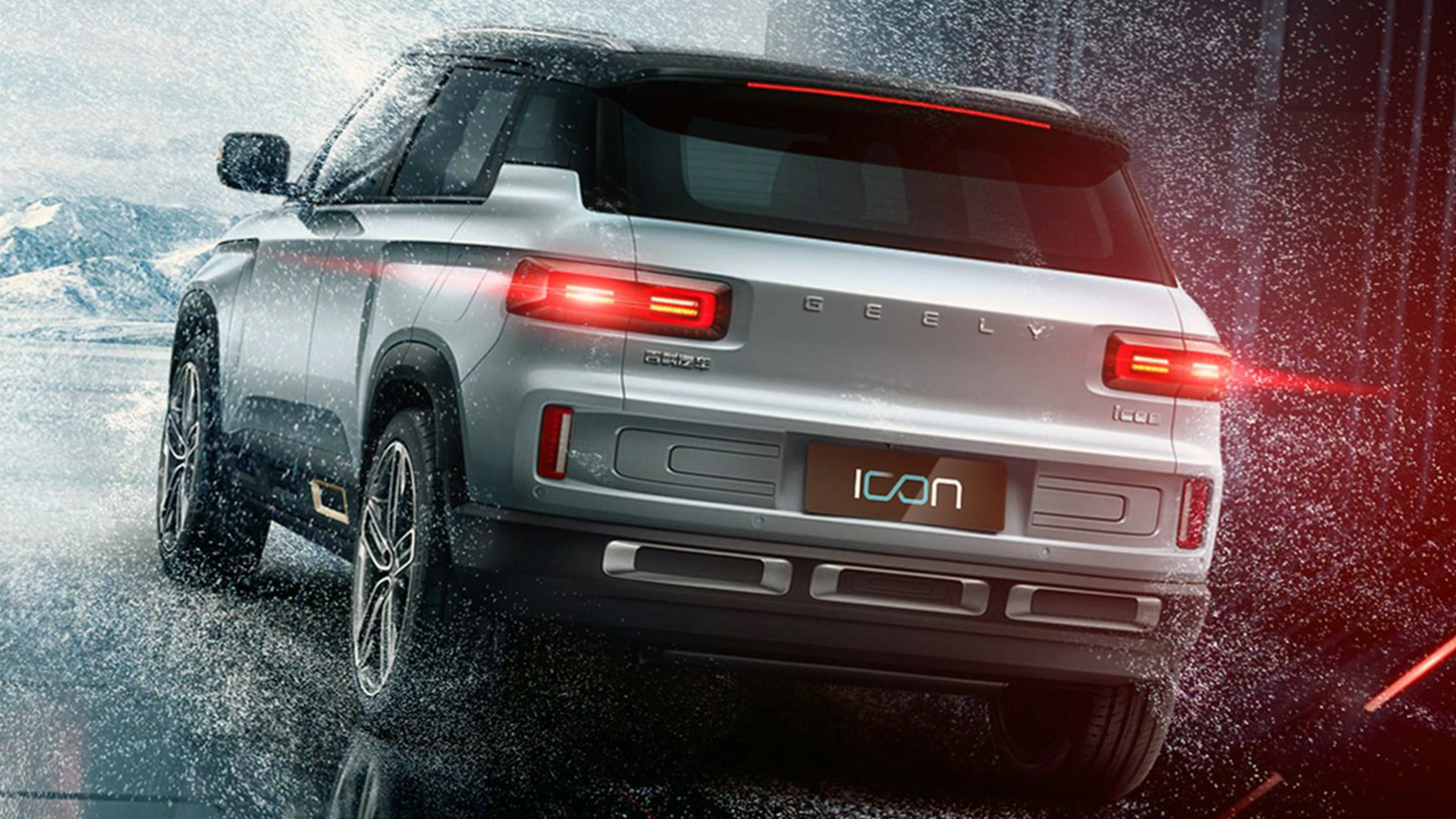 geely icon