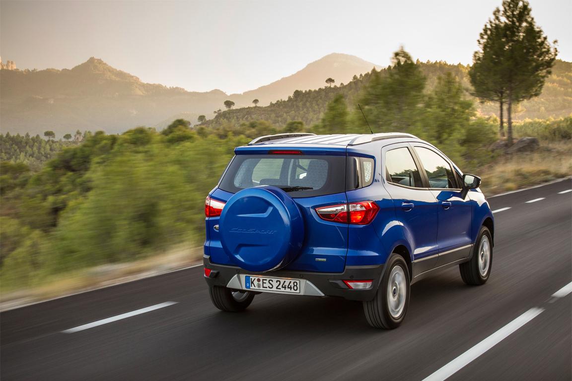 Ford EcoSport 2014