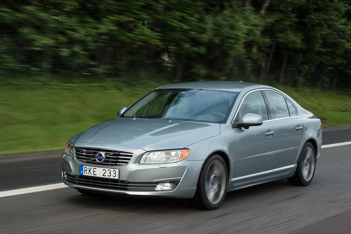 Volvo S80 Drive E: новая эпоха