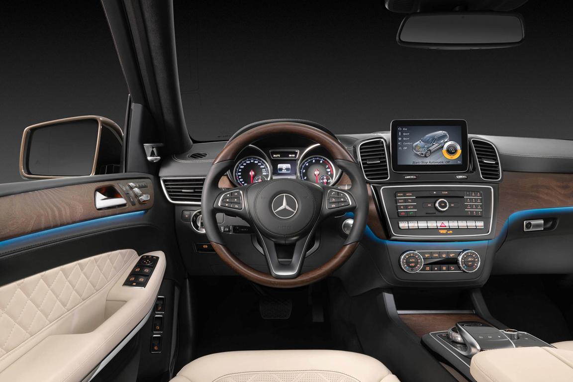 Mercedes-Benz GLS 2015