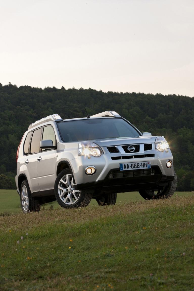 Nissan X-Trail / Ниссан Икс-Трейл