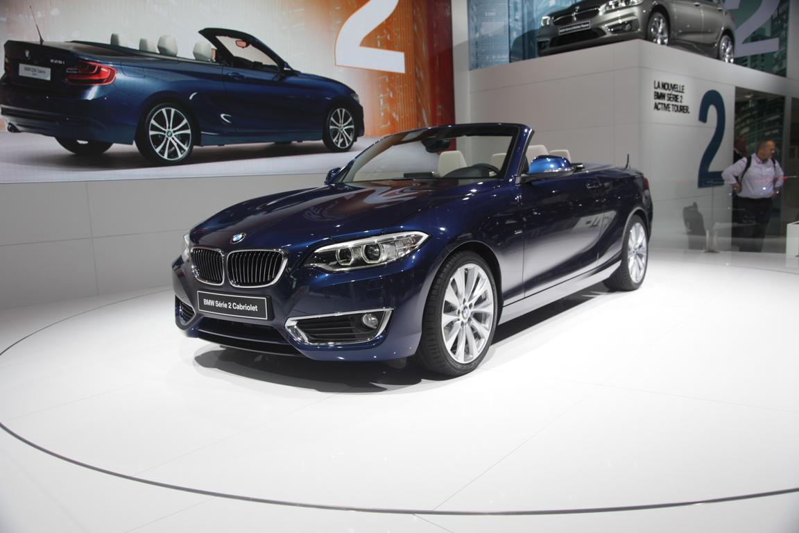 BMW 3 series cabrio
