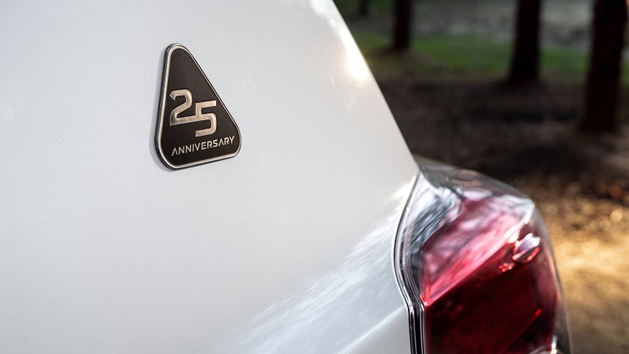 Toyota RAV4 25th Anniversary