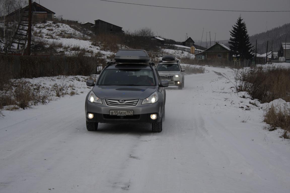Subaru: От Деда Мороза – к Чысхаану
