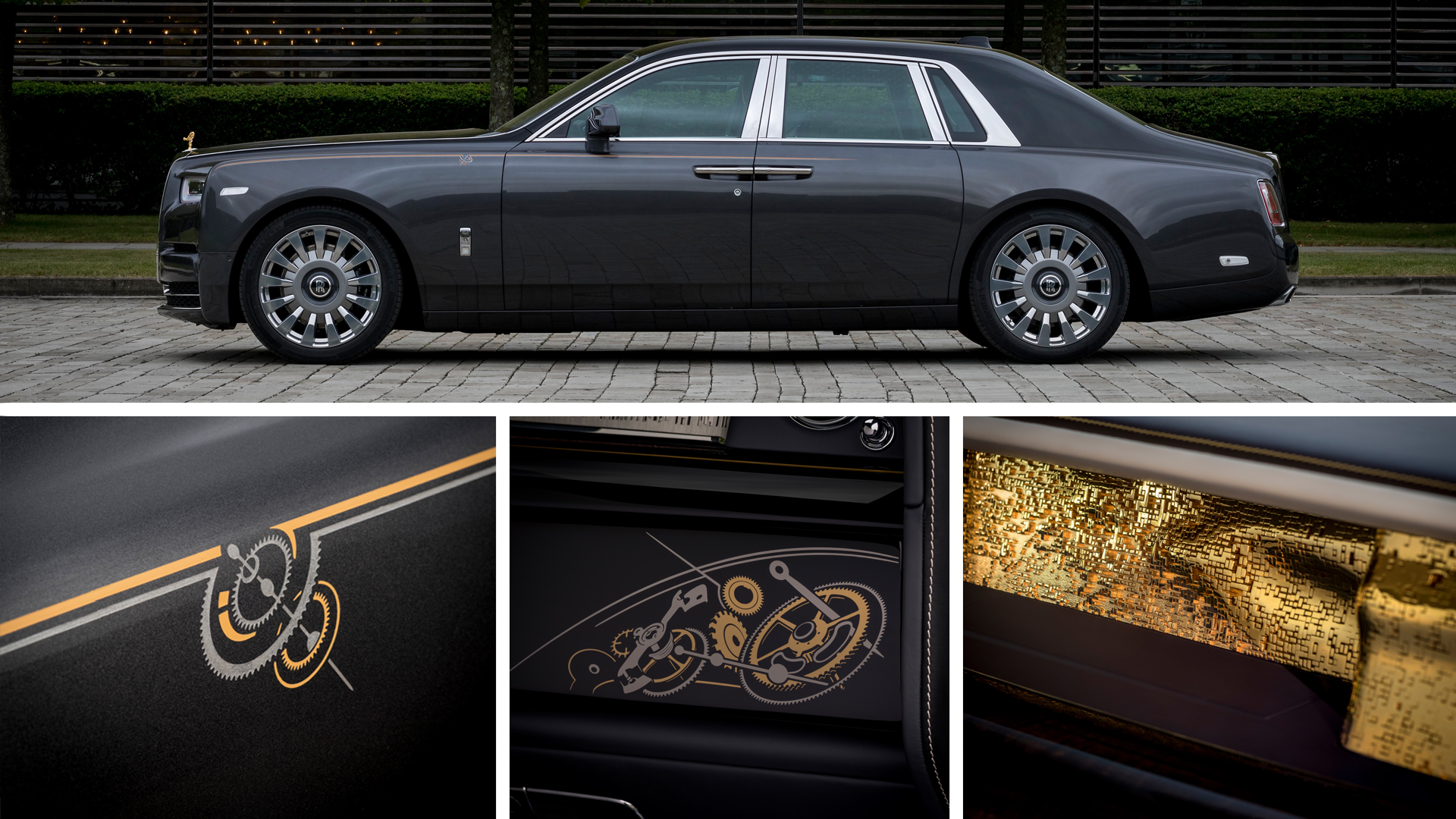 Horology Phantom Rolls-Royce