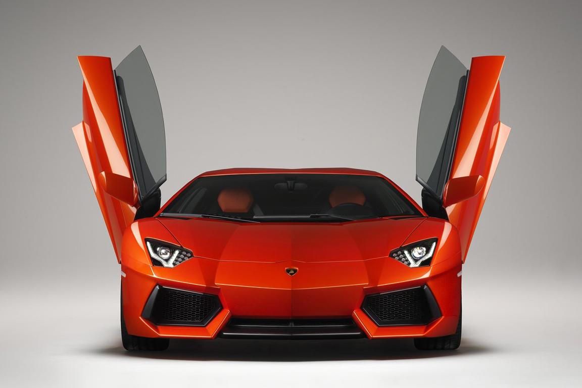 Lamborghini Aventadoк / Ламборгини Авентадор