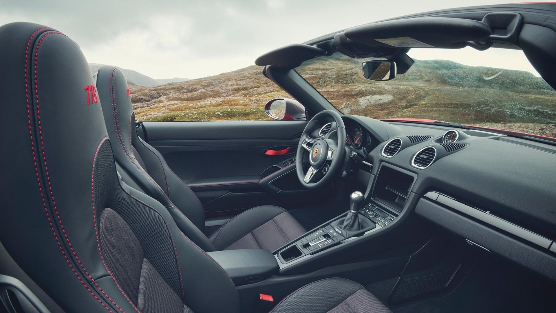 Porsche 718 Cayman / Boxster T Touring