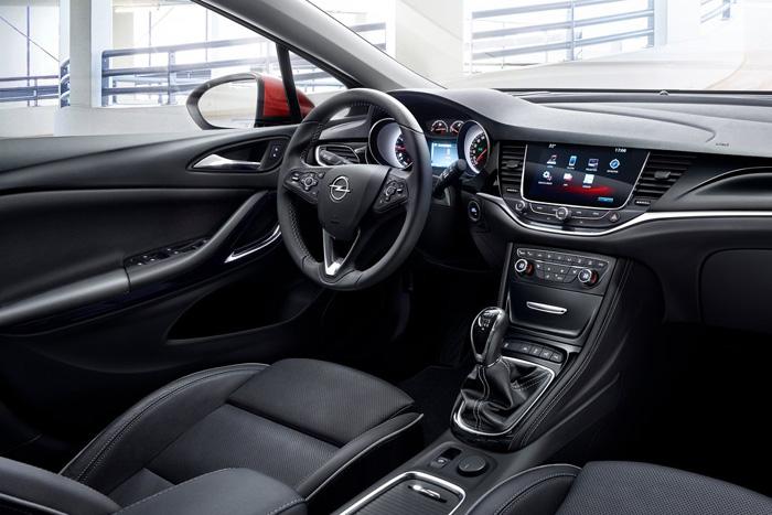 Новое поколение Opel Astra