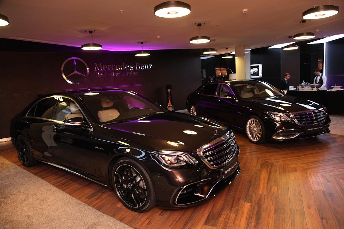 Mercedes-Benz S-Class 2017 и Mercedes-Benz S-Class Maybach 2017